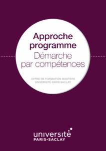 approche programme démarche par compétences